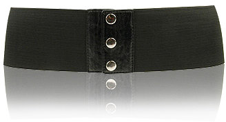 Dyani Faux Leather Waist Belt