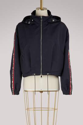Moncler Zirconite hooded jacket