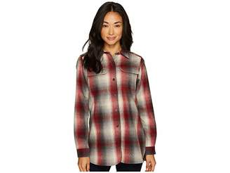 Pendleton Board Shirt Women's Long Sleeve Button Up