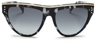 Moschino Women's 002 Round Sunglasses, 56mm