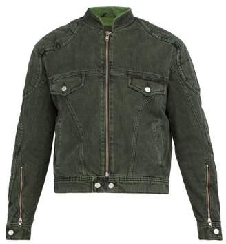 Gmbh - Jeanette Denim Jacket - Mens - Green
