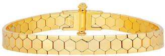 Milani Alberto Polygon Bangle Bracelet in 18K Gold