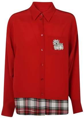 Moschino Embellished Shirt