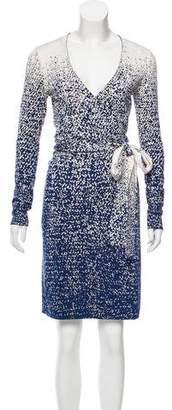 Diane von Furstenberg Linda Silk Dress