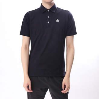 Munsingwear (マンシングウェア) - マンシングウエア Munsingwear メンズ ゴルフ 半袖 シャツ ニットMGMLJA03