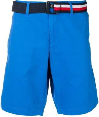 Tommy Hilfiger belted bermuda shorts