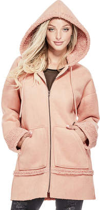 GUESS (ゲス) - ゲス GUESS YESMIN HOODED COAT