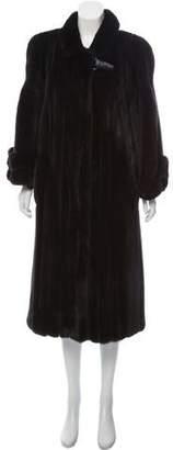 Guy Laroche Short Mink Coat