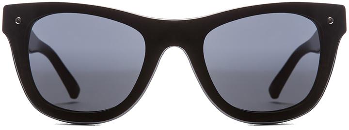 3.1 Phillip Lim Wayfarer Sunglasses