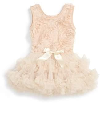 Popatu Ribbon Rosette Tutu Dress