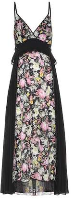 3.1 Phillip Lim Floral-printed silk dress
