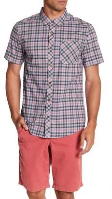 O'Neill Fitz Short Sleeve Print Modern Fit Shirt