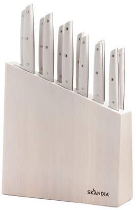 13pc Talvi Cutlery Block Set