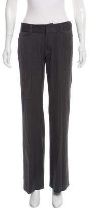 MICHAEL Michael Kors Mid-Rise Wide-Leg Pants w/ Tags