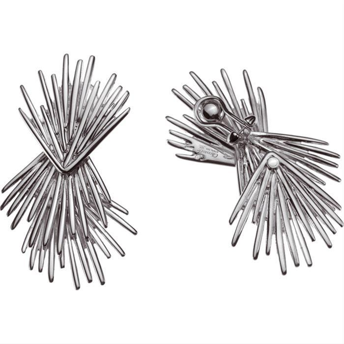 Palmacae Clip Earrings by Christofle