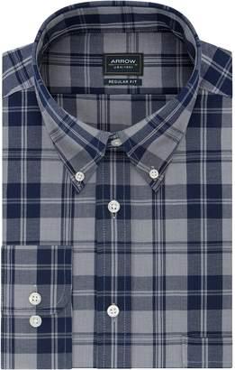 Arrow Men's Regular-Fit Wrinkle-Resistant Dress Shirt