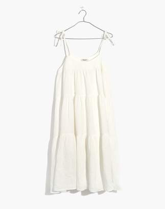 Madewell Maderas Cover-Up Dress