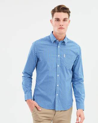 Ben Sherman LS Core Gingham Shirt