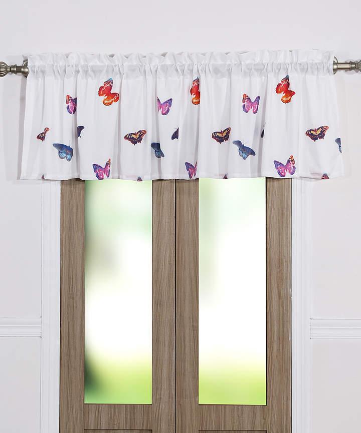 Mariposa Curtain Valence