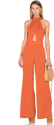 House of Harlow x REVOLVE Karen Cutout Jumpsuit $178 thestylecure.com