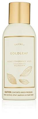 Thymes Goldleaf Home Fragrance Mist - Elegant Floral Scented Room Spray - 3 oz