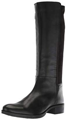 Geox Women's Laceyin 2 Tall Zip Riding Boot Knee High
