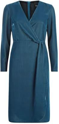 SET Velvet Dress