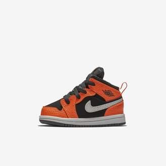 316c85bb103f8 Jordan Infant Toddler Shoe Air 1 Mid