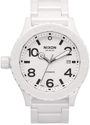 Nixon Men's A148-126 Ceramic 42-20 Automatic Dial Bracelet Watch