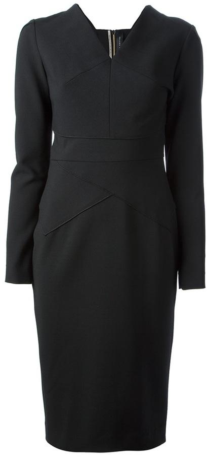 Roland Mouret 'Navona' dress