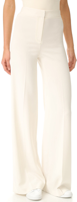 Theory Terena Wide Leg Pants $295 thestylecure.com