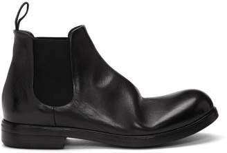 Marsèll Black Zucca Media Beatles Boots