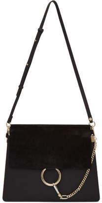 Chloé Black Medium Faye Bag