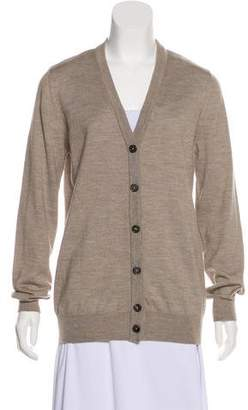Maison Margiela Knit Button-Up Cardigan