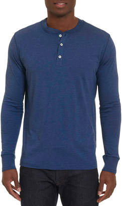 Robert Graham Danieli Henley Classic Fit Pullover