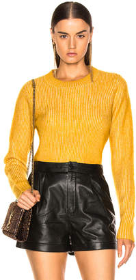 Frame Mohair Crew Sweater