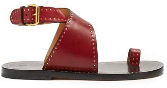 Isabel Marant Jools embellished leather sandals