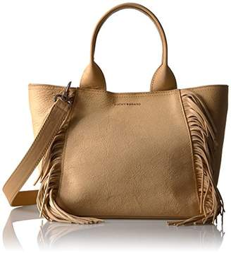 Lucky Brand Lucky Koi Small Fringe Tote