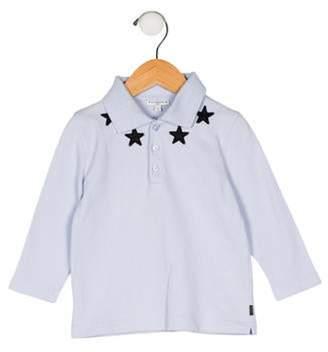 Givenchy Boys' Polo Shirt blue Boys' Polo Shirt