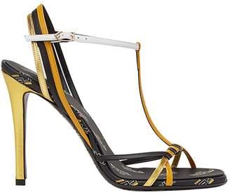 Fendi FendiMania strappy stiletto sandals