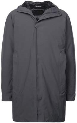 Arc'teryx concealed fastened jacket