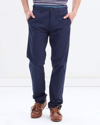 Hudson Straight Pants