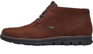 Timberland Mens Bradstreet GORE-TEX Chukka Boots Dark Brown