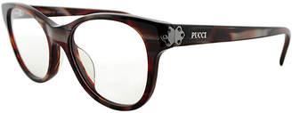 Emilio Pucci Women's Ep 2677 615 49Mm Optical Frames