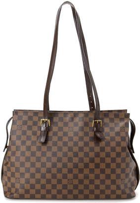 Louis Vuitton Chelsea Damier Ebene Tote Bag - Vintage