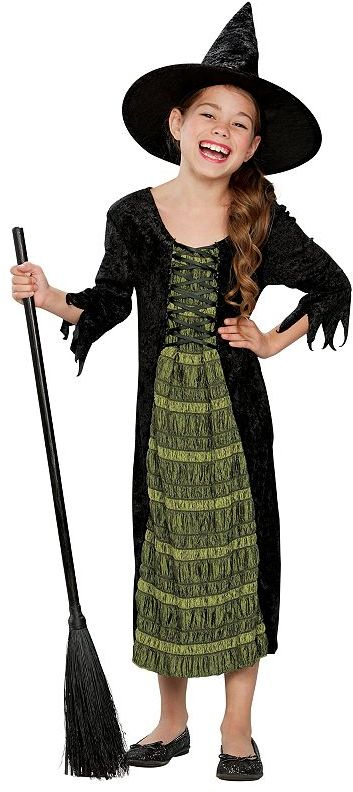 Moonlight witch costume