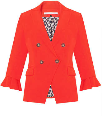 Veronica Beard Balak Dickey Jacket