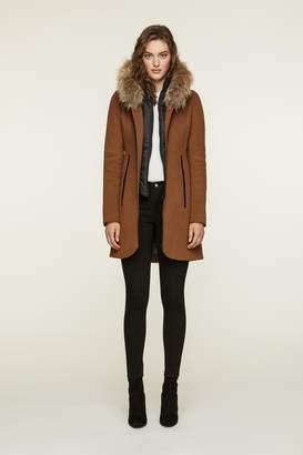 Soia & Kyo Charlena-R Wool Coat