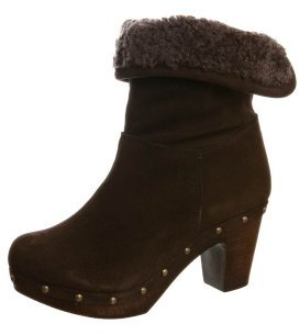 KMB SILVA Ankle Boots brown