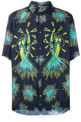 Mauna Kea Cady stretch shirt